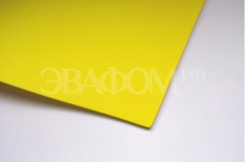 3 мм Желтый EVA