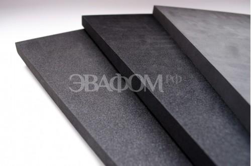 5 мм Черный EVA 70 шор