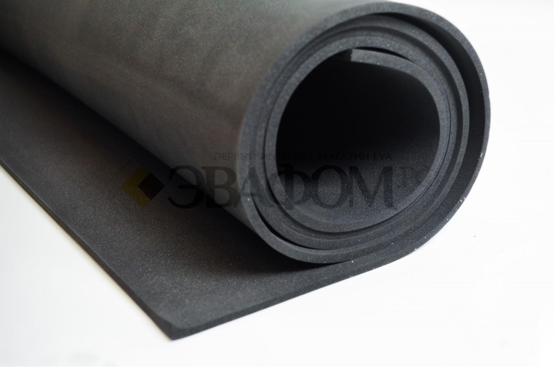 10 мм Черный ЭВАпрен S25