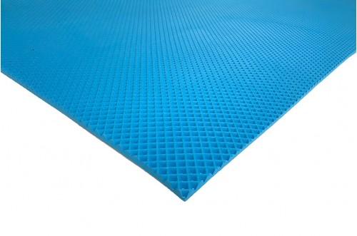 Голубой коврик ЭВА
