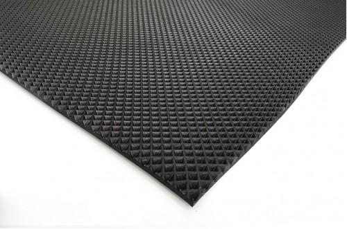 Черный коврик ЭВА