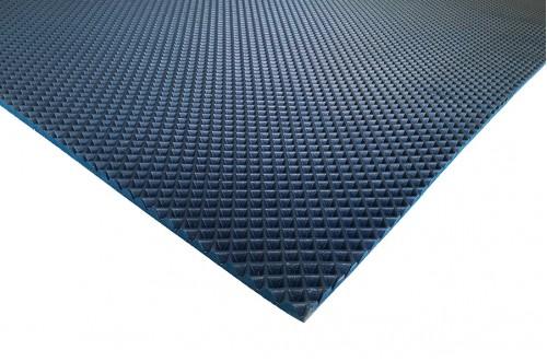Темно-синий коврик ЭВА