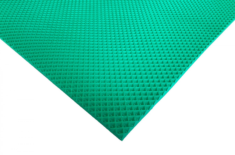 Зеленый коврик ЭВА