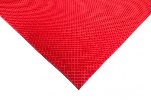 Красный коврик ЭВА