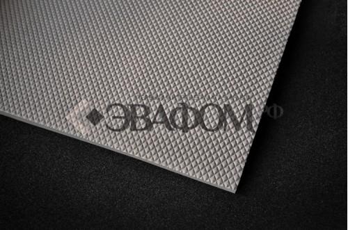 4,5 мм ЭВАпора 55 шор серый