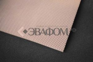 ЭВАпора - листы с рельефной накаткой