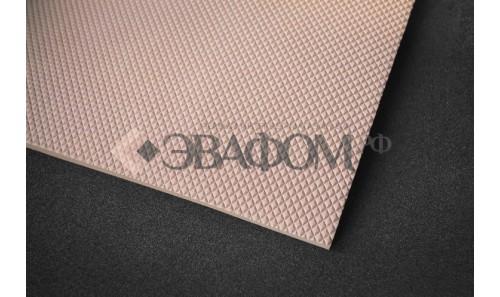 4,5 мм ЭВАпора 55 шор кремовый