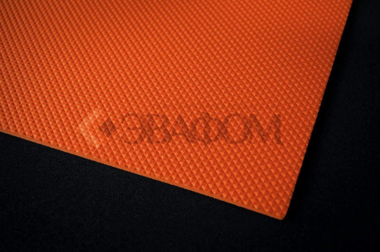 4,5 мм ЭВАпора 45 шор оранжевый