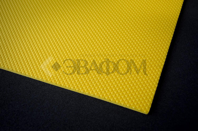 4,5 мм ЭВАпора 45 шор желтый
