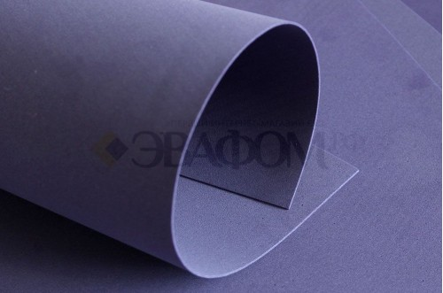 Индиго фоамиран 2 мм