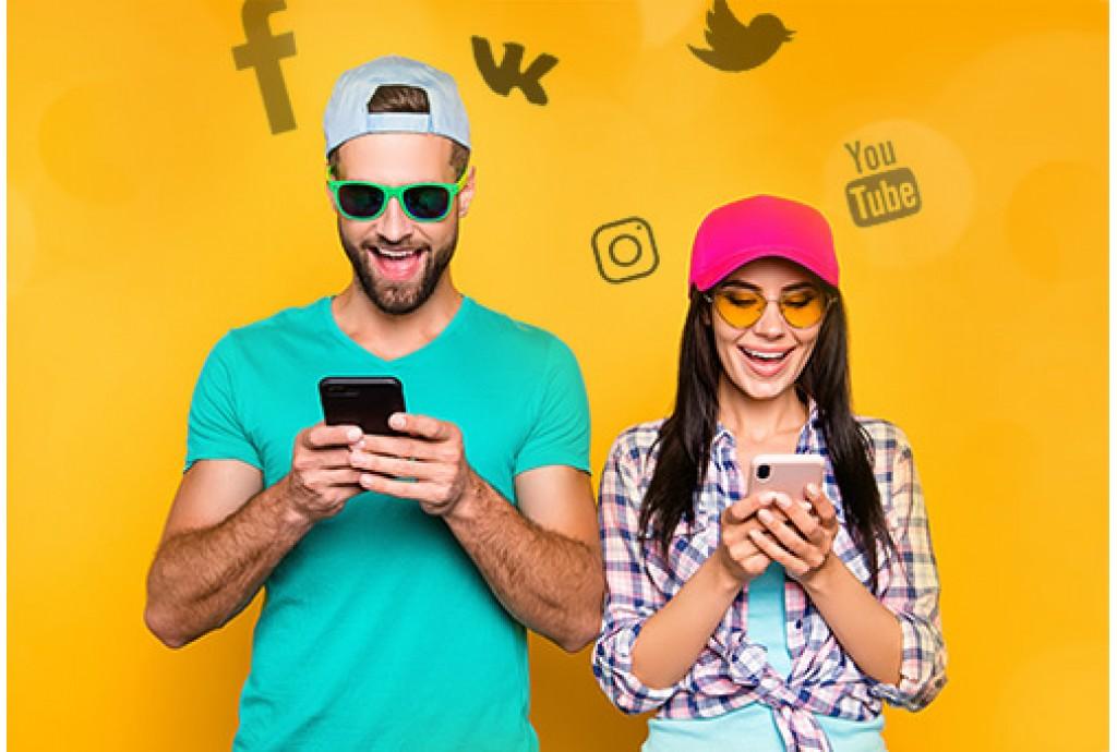 Соцсети помогут сэкономить до 10% на следующем заказе
