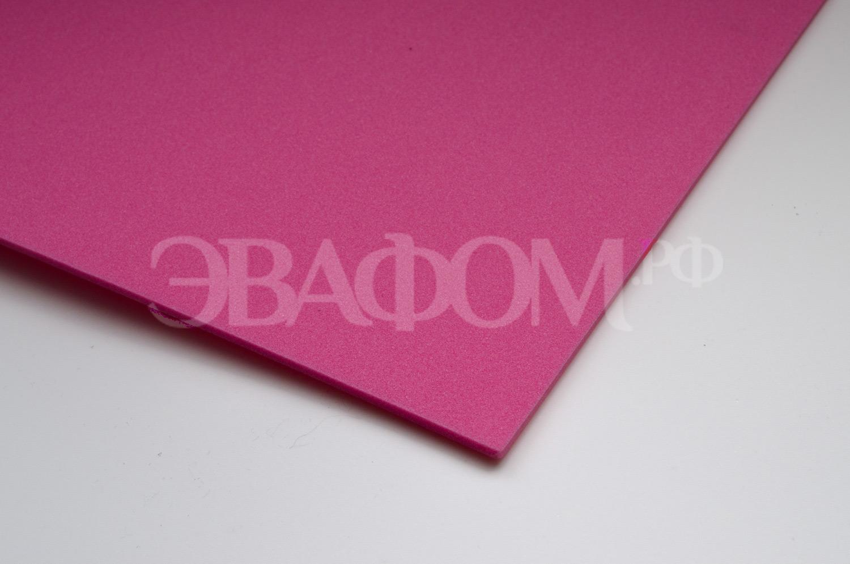2 мм Розовый EVA