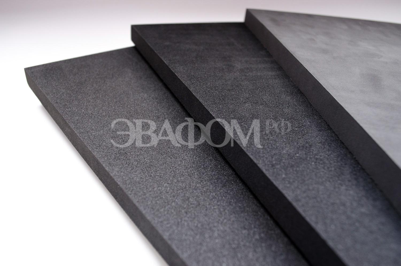 4 мм Черный EVA 35 шор