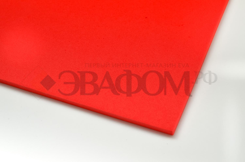 3 мм Красный EVA