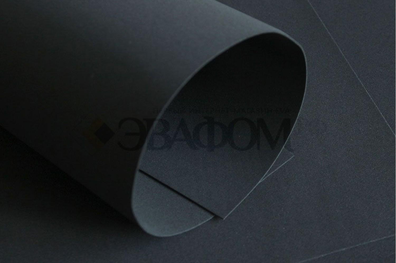 Черный фоамиран 2 мм
