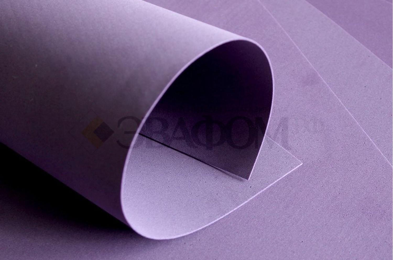 Фиолетовый фоамиран 2 мм