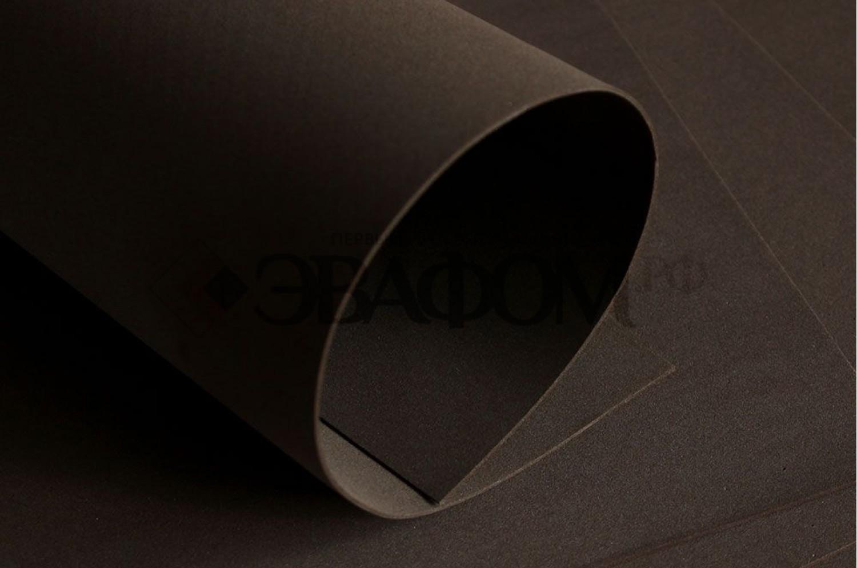 Коричневый фоамиран 2 мм